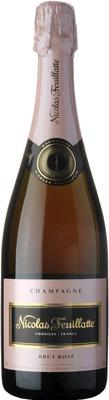 Champagner Nicolas Feuillatte Brut Rosé Réserve Exclusive 75 cl