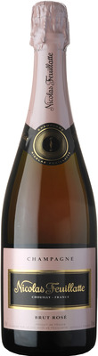 Champagner Nicolas Feuillatte Brut Rosé 37.5 cl