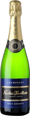 Champagner Nicolas Feuillatte Brut Reserve Exclusive 75 cl